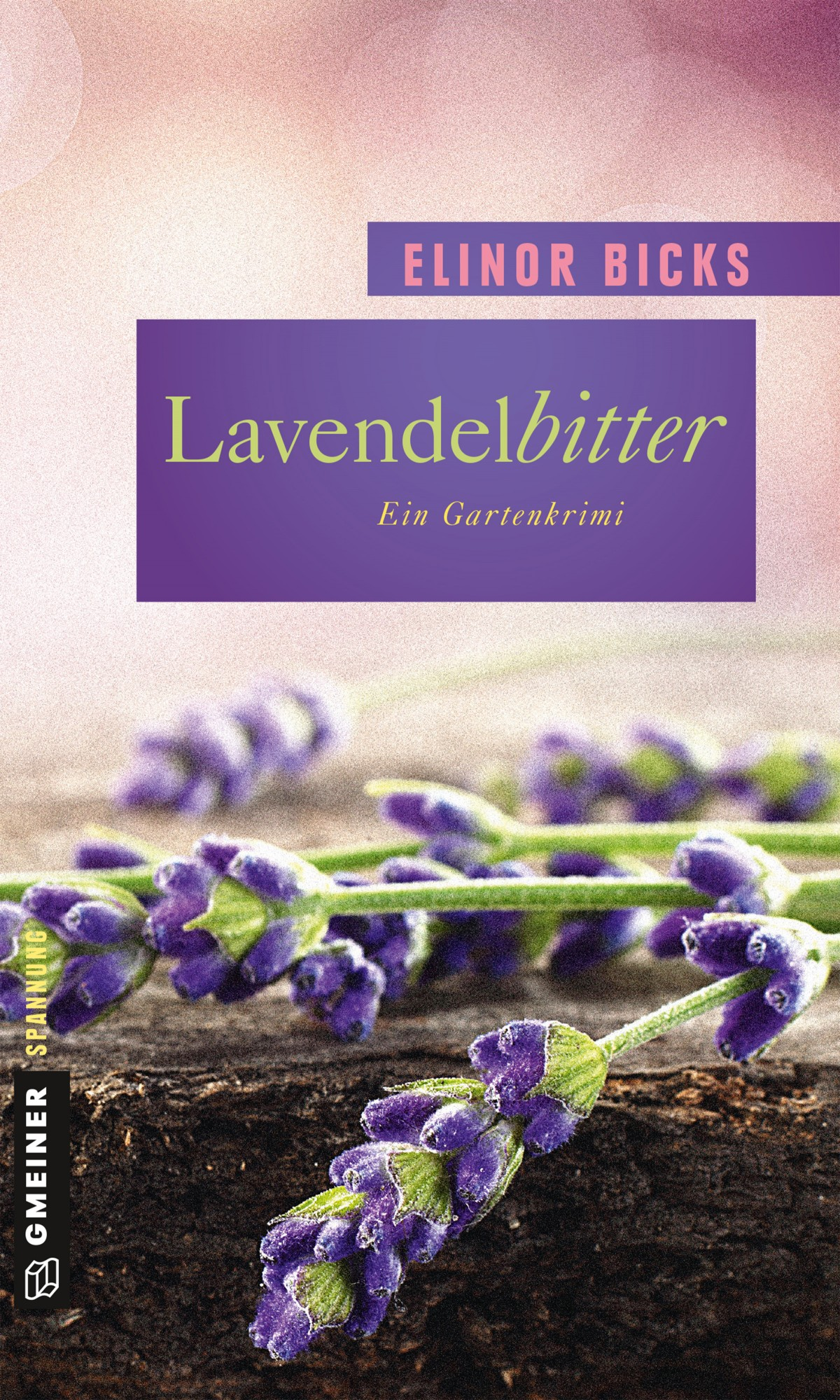 Buchcover Lavendelbitter