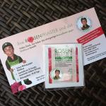 Rosenpflaster - mit Nervengift gegen Blattläuse