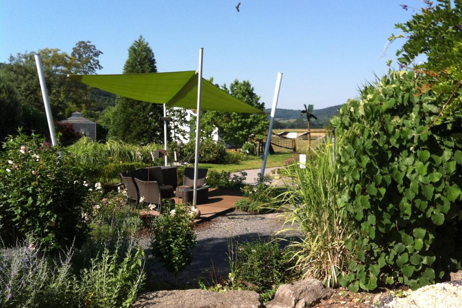 Schaugarten im Löwer Gartencenter Mömlingen