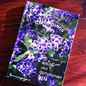 Rühlemann's Katalog für Kräuter und Duftpflanzen