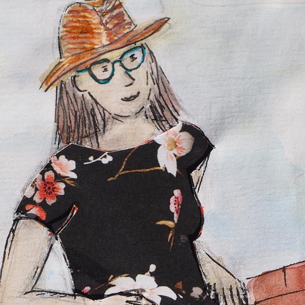 Gardeners Style Blumenshirt